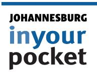 Johannesburg In Your Pocket City Guide -